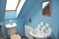 Shower room in Tigh Eachainn
