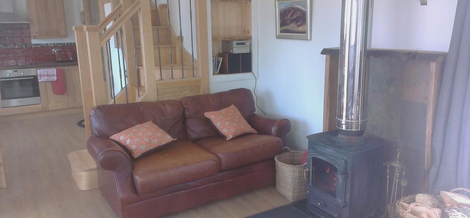 Tigh Eilidh living room
