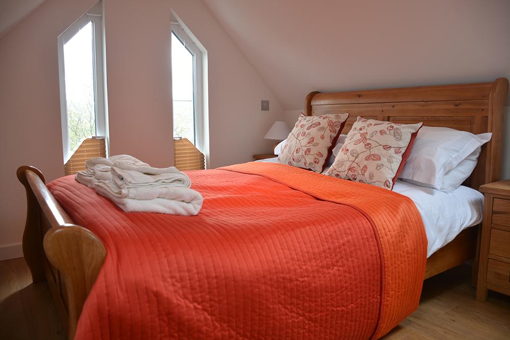 Tigh Eilidh bedroom